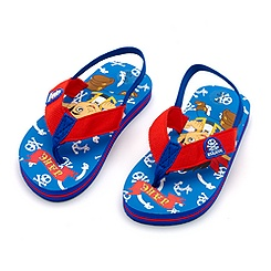 Jake and the Never Land Pirates Sandals