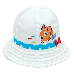 Girls' Finding Nemo Sun Hat