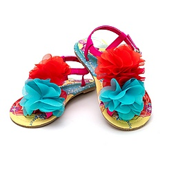 The Little Mermaid Sandal For Kids