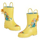 Frozen Fever Rain Boot For Kids