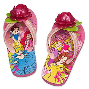 Disney Princesses Flip Flop For Kids