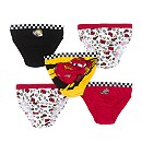 Cars Briefs For Kids, Pack of 5