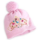 Disney Princess Knitted Hat for Kids