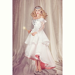 Glinda Limited Edition Adult Costume Dress