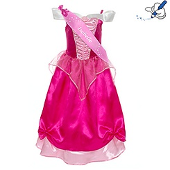 Sleeping Beauty Summer Costume Dress