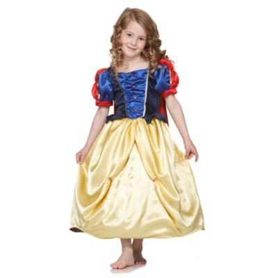 Snow White Reversible Fancy Dress Costume