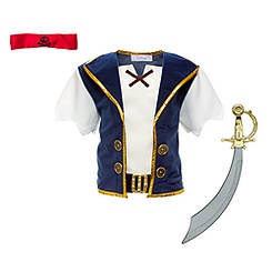 Jake and the Never Land Pirates Costume