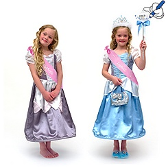 Cinderella Reversible Costume Dress