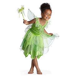 Tinker Bell Fancy Dress Costume Dress