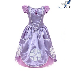 Sofia The First Reversible Costume For Kids
