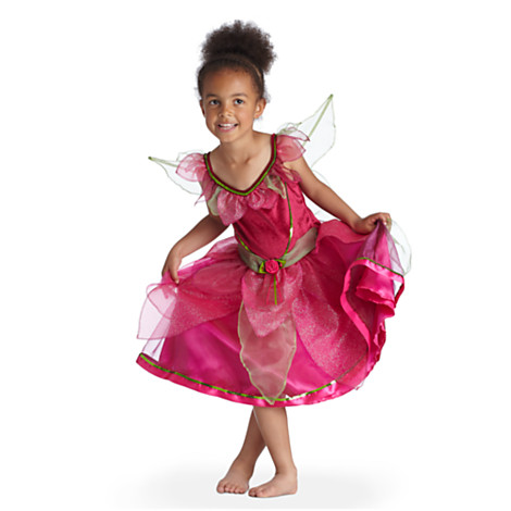 Rosetta fairies costume for kids