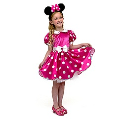 Minnie Mouse Costume Dress