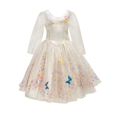 cinderella deluxe wedding dress costume for kids