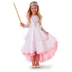 Glinda Deluxe Girls Costume Dress