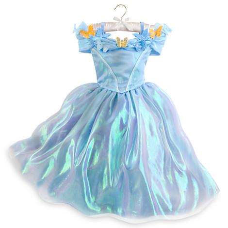 cinderella dress for kids - photo #24