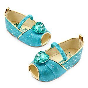 Princess Jasmine Baby Shoes