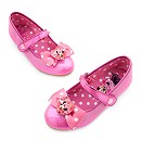 Minnie Mouse Pink Costume Shoes For Kids