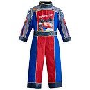 Disney Pixar Cars Racing Driver Costume For Kids