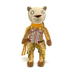 The Lion King Musical Collection 24cm Nala Soft Toy