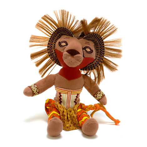 Lion King Musical Simba Toy The Lion King Musical