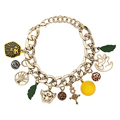 The Lion King Musical Collection Charm Bracelet