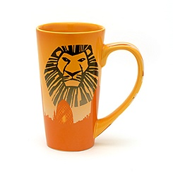 The Lion King Musical Collection Latte Mug