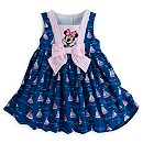 Minnie Mouse Baby Woven Dress and Briefs