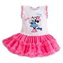 Minnie Mouse Baby Tutu Dress