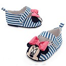 Minnie Mouse Baby Character Shoe
