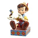 Disney Traditions Pinocchio 75th Anniversary Figurine