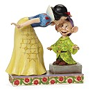 Disney Traditions Snow White And Dopey Figurine