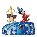 Disney Traditions Sorcerer's Apprentice Mickey Mouse Figurine