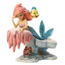 Disney Traditions Ariel Under The Sea Figurine