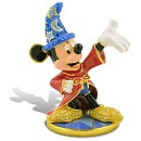 Arribas Jewelled Collection, Sorcerer Mickey Limited Edition Figurine