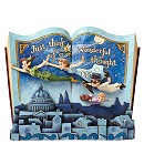Disney Traditions Peter Pan Storybook Figurine