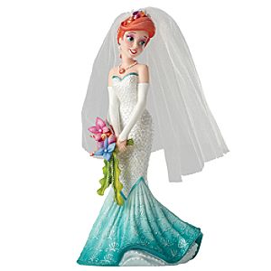 Disney Showcase Haute-Couture Ariel Figurine