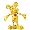 Britto Mickey Mouse Wrapped In Stars Figurine
