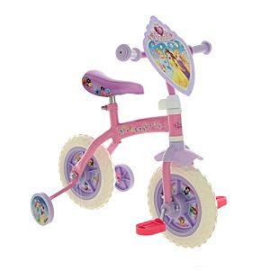 Disney Princess 2-in-1 10'' Training Bike