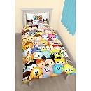 Tsum Tsum Single Duvet Cover Set