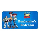 Toy Story Personalised Room Sign