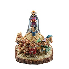 Jim Shore Traditions Snow White Collection Figurine