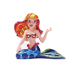 Britto Figurine of The Little Mermaid