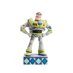 Jim Shore Disney Traditions Buzz Lightyear Figurine
