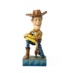 Jim Shore Disney Traditions Woody Figurine
