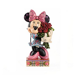 Jim Shore Disney Traditions Minnie Mouse Figurine