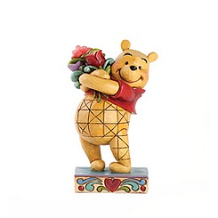 Jim Shore Disney Traditions Winnie the Pooh Figurine