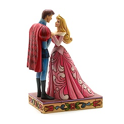 Disney Traditions Sleeping Beauty and Prince Phillip Figurine