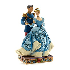Disney Traditions Cinderella and Prince Charming Figurine