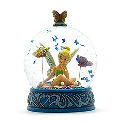 Disney Traditions Tinker Bell Butterflies Snow Globe