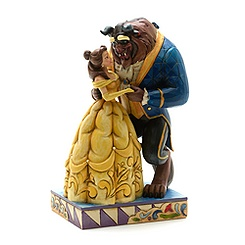 Disney Traditions Beauty and the Beast Figurine